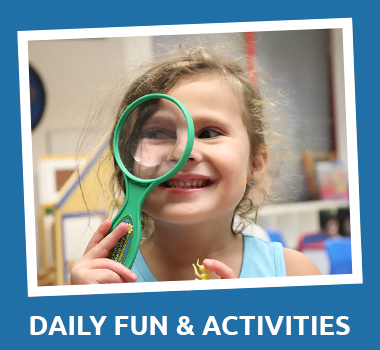 Early Childhood Camp – Daily Fun & Activities